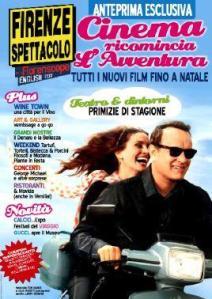 Firenze spettacolo settembre 2011