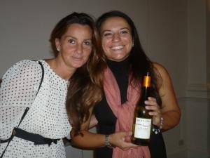 Alessandra e Claudia per Ruffino