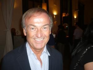 Leonardo Tozzi Direttore di Firenze spettacolo e organizzatore insieme ad Andrea Gori e Riccardo Chiarini del God save the wine