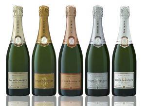 champagne Roederer gamme des champagnes