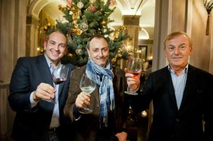 Gori, Chiarini e Tozzi God save the wine!!!!